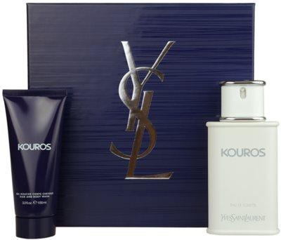 Yves Saint Laurent Kouros ajándékszett