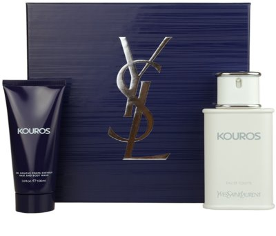 Yves Saint Laurent Kouros set cadou