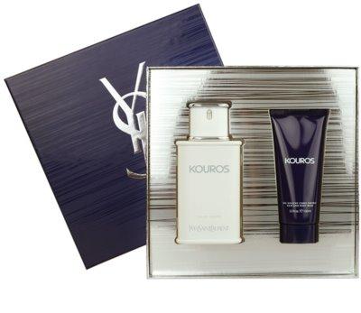Yves Saint Laurent Kouros ajándékszett 1