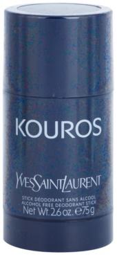 Yves Saint Laurent Kouros desodorante en barra para hombre