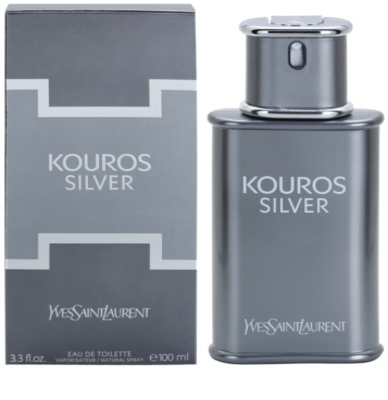 Yves Saint Laurent Kouros Silver Eau de Toilette für Herren