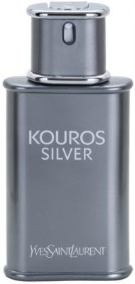 Yves Saint Laurent Kouros Silver toaletná voda pre mužov 2