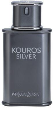 Yves Saint Laurent Kouros Silver тоалетна вода тестер за мъже