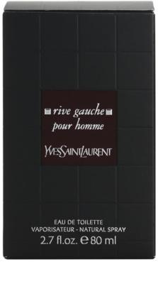 Yves Saint Laurent La Collection Rive Gauche Pour Homme eau de toilette para hombre 3