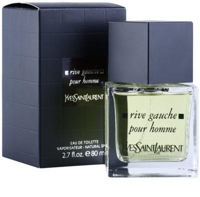 Yves Saint Laurent La Collection Rive Gauche Pour Homme тоалетна вода тестер за мъже 2