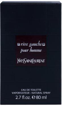 Yves Saint Laurent La Collection Rive Gauche Pour Homme тоалетна вода тестер за мъже 4