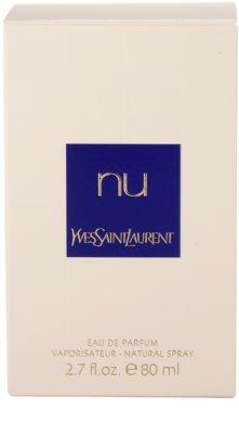Yves Saint Laurent La Collecton Nu Eau de Parfum para mulheres 4
