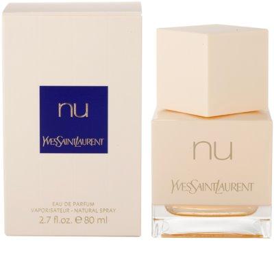 Yves Saint Laurent La Collecton Nu Eau de Parfum für Damen