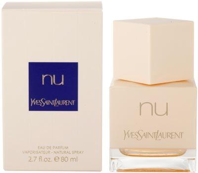 Yves Saint Laurent La Collecton Nu Eau de Parfum para mulheres
