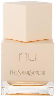 Yves Saint Laurent La Collecton Nu Eau de Parfum para mulheres 2