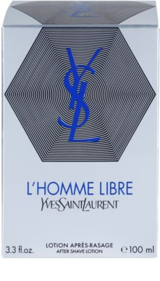 Yves Saint Laurent L´Homme Libre тонік після гоління для чоловіків 3