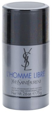 Yves Saint Laurent L´Homme Libre desodorante en barra para hombre