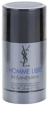 Yves Saint Laurent L´Homme Libre dezodorant w sztyfcie dla mężczyzn