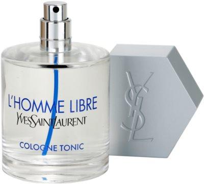 Yves Saint Laurent L´Homme Libre Cologne Tonic Eau de Cologne für Herren 3