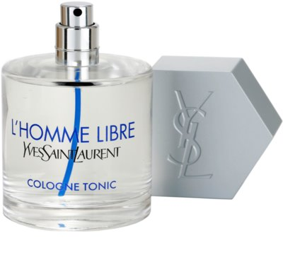 Yves Saint Laurent L´Homme Libre Cologne Tonic одеколон для чоловіків 3