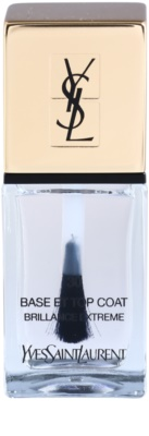 Yves Saint Laurent La Laquer Couture финален лак за съвършена защита и интензивен блясък
