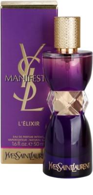 Yves Saint Laurent Manifesto L'Elixir Eau de Parfum für Damen 1