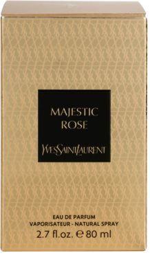 Yves Saint Laurent The Oriental Collection: Majestic Rose парфумована вода для жінок 4