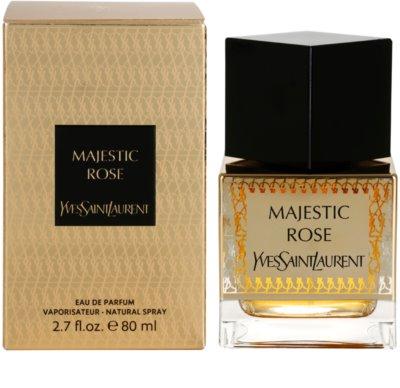 Yves Saint Laurent The Oriental Collection: Majestic Rose eau de parfum para mujer