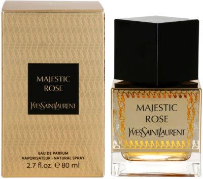 Yves Saint Laurent The Oriental Collection: Majestic Rose Eau de Parfum para mulheres