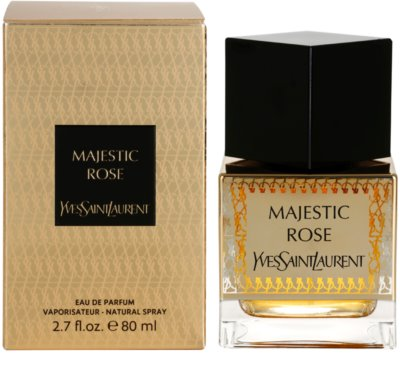 Yves Saint Laurent The Oriental Collection: Majestic Rose парфумована вода для жінок