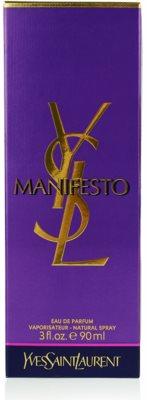 Yves Saint Laurent Manifesto parfémovaná voda pro ženy 4