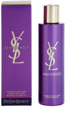 Yves Saint Laurent Manifesto losjon za telo za ženske
