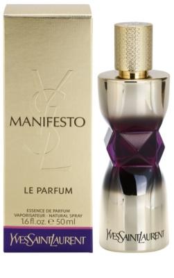 Yves Saint Laurent Manifesto Le Parfum perfume para mujer
