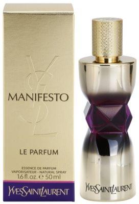 Yves Saint Laurent Manifesto Le Parfum perfumy dla kobiet