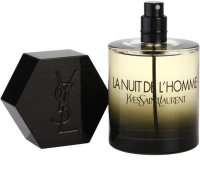 Yves Saint Laurent La Nuit de L'Homme Eau de Toilette pentru barbati 3