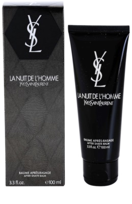 Yves Saint Laurent La Nuit de L'Homme balzám po holení pro muže