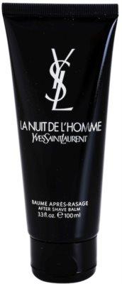 Yves Saint Laurent La Nuit de L'Homme bálsamo após barbear para homens 2