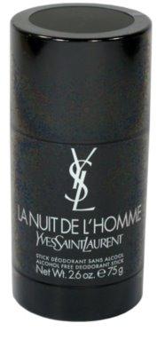 Yves Saint Laurent La Nuit de L'Homme Deo-Stick für Herren