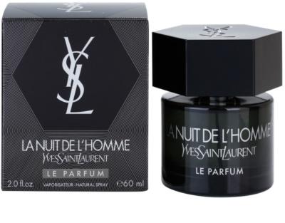 Yves Saint Laurent La Nuit de L'Homme Le Parfum parfémovaná voda pro muže