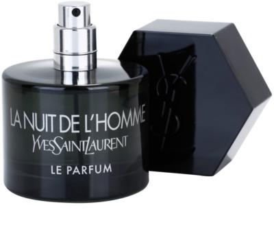 Yves Saint Laurent La Nuit de L'Homme Le Parfum парфюмна вода за мъже 3