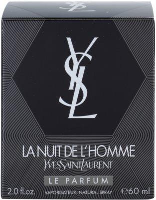 Yves Saint Laurent La Nuit de L'Homme Le Parfum Eau De Parfum pentru barbati 4