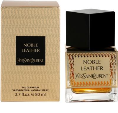 Yves Saint Laurent The Oriental Collection: Noble Leather parfémovaná voda unisex
