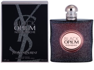 Yves Saint Laurent Black Opium Nuit Blanche parfumska voda za ženske