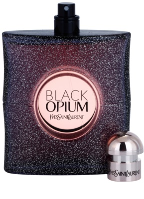 Yves Saint Laurent Black Opium Nuit Blanche парфюмна вода за жени 2
