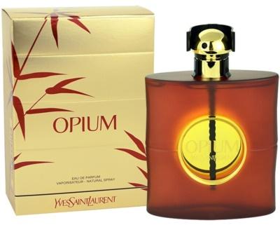 Yves Saint Laurent Opium 2009 eau de parfum nőknek