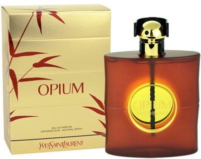 Yves Saint Laurent Opium 2009 woda perfumowana dla kobiet
