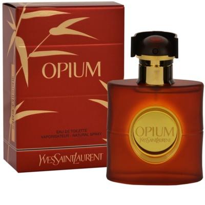 Yves Saint Laurent Opium 2009 toaletní voda pro ženy