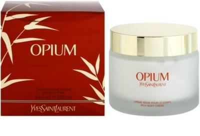 Yves Saint Laurent Opium 2009 crema de corp pentru femei