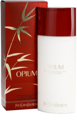 Yves Saint Laurent Opium 2009 Körperlotion für Damen 1