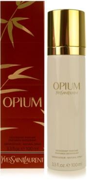 Yves Saint Laurent Opium 2009 deospray pro ženy