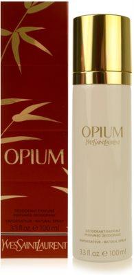Yves Saint Laurent Opium 2009 dezodorant w sprayu dla kobiet