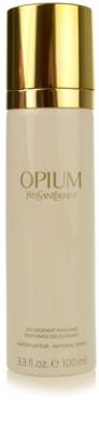 Yves Saint Laurent Opium 2009 desodorante en spray para mujer 2
