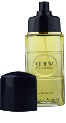 Yves Saint Laurent Opium pour Homme Eau de Toilette pentru barbati 2