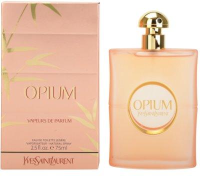 Yves Saint Laurent Opium Vapeurs de Parfum eau de toilette para mujer