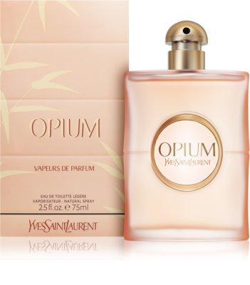 Yves Saint Laurent Opium Vapeurs de Parfum Eau de Toilette para mulheres 1